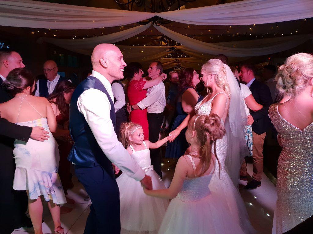 alma inn wedding dj