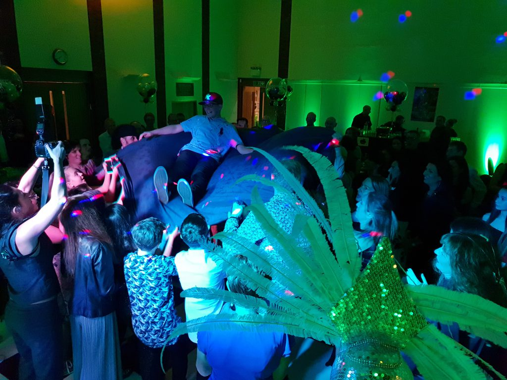 bar mitzvah dj stockport