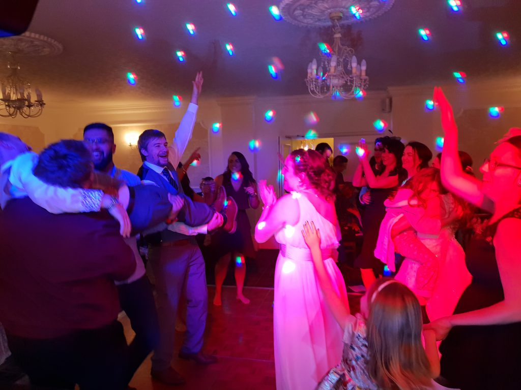 blackpool wedding dj
