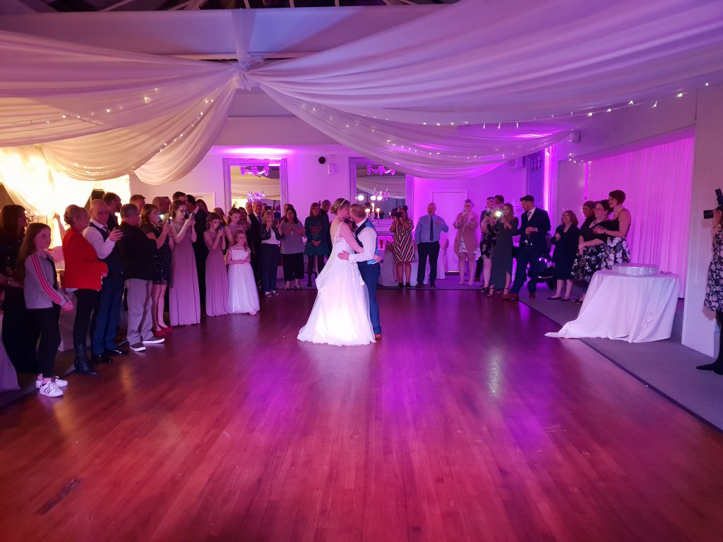 wedding DJ clitheroe