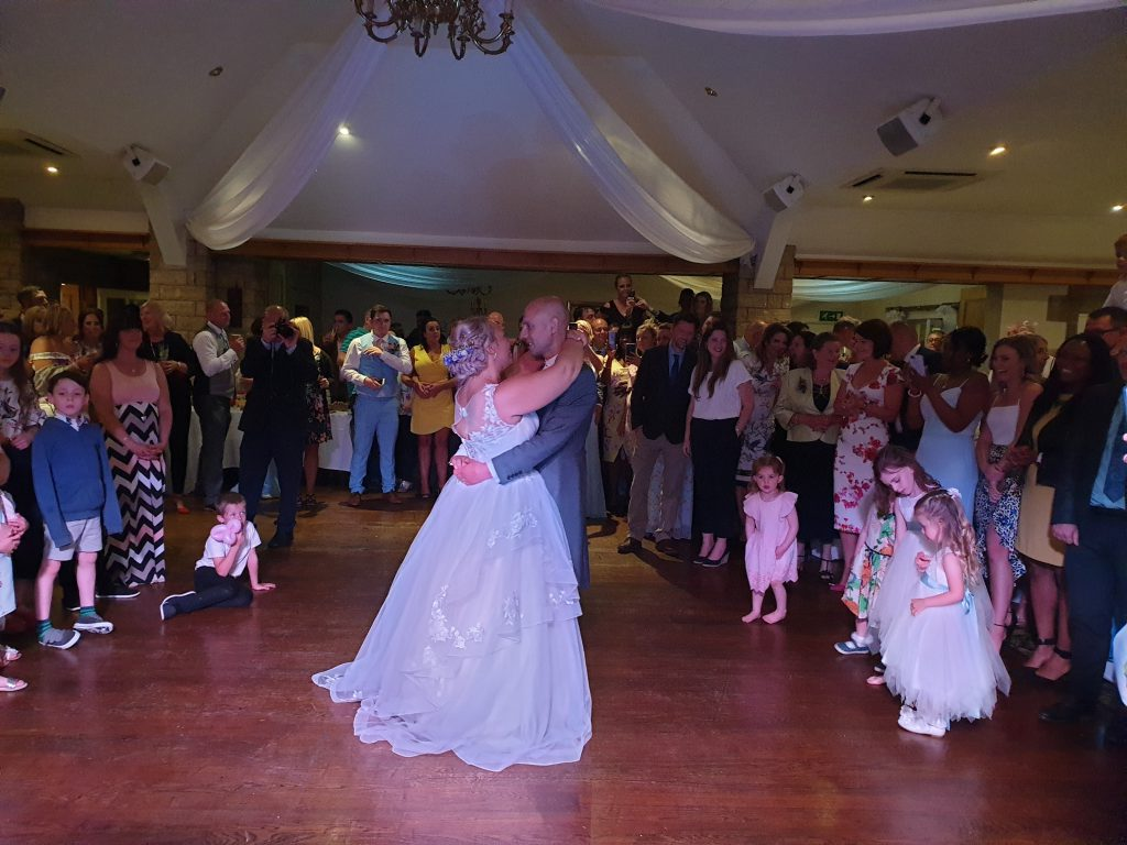 wedding dj ferraris country house
