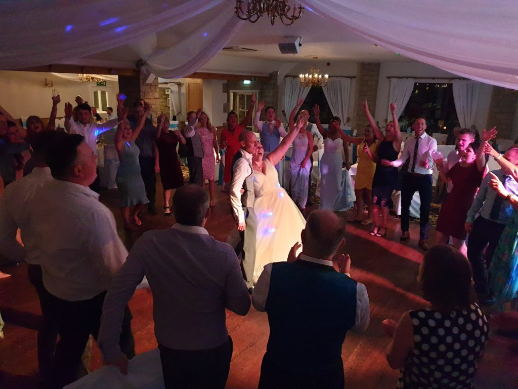 ferraris country house wedding dj