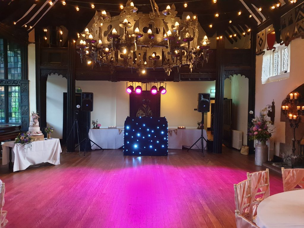 wedding dj samlesbury