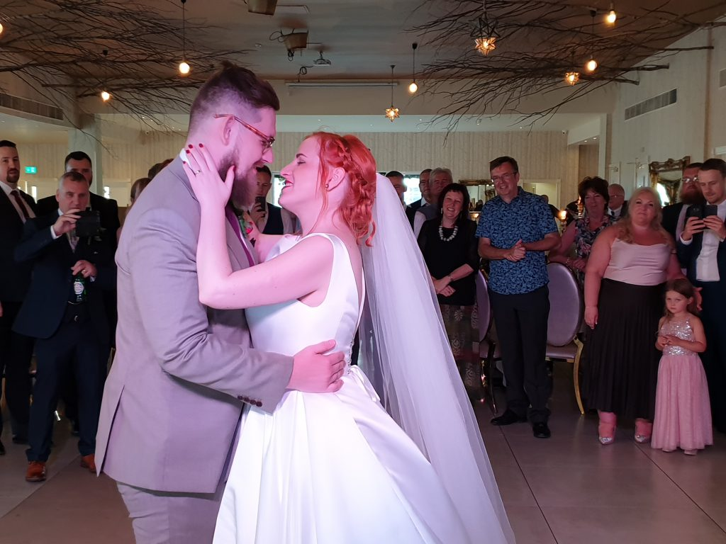 wedding DJ shankly hotel liverpool