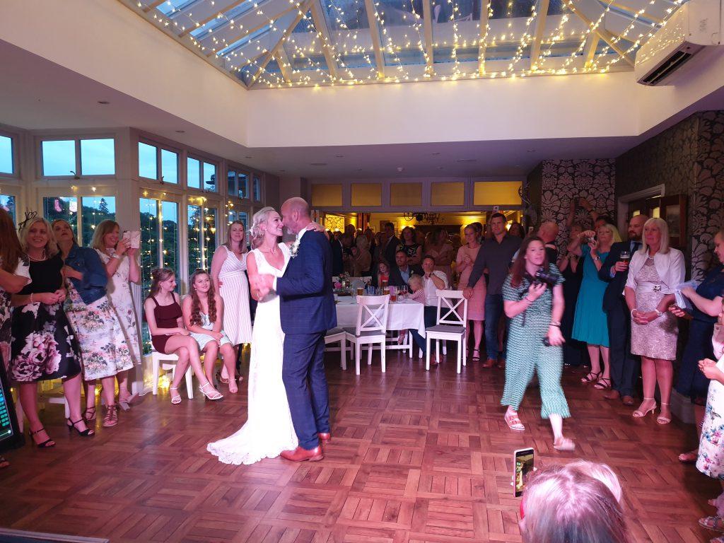 wedding dj broadoaks