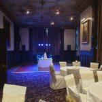 wedding dj crewe hall