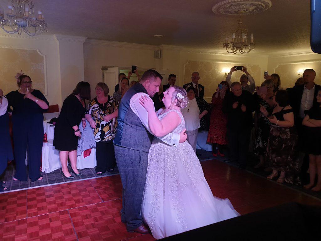 wedding DJ singleton lodge