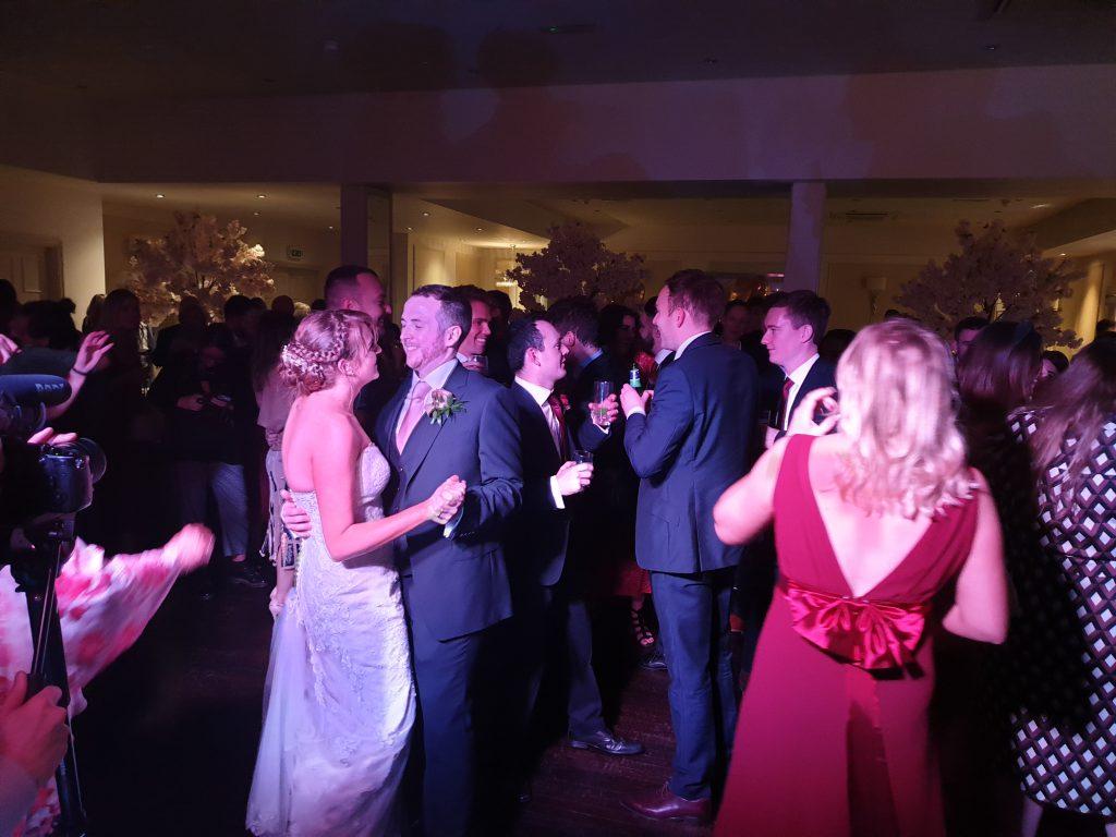 wedding party lancashire