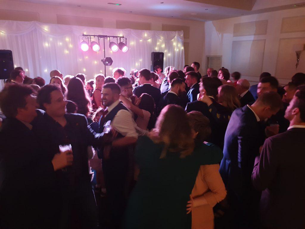 wedding disco lytham