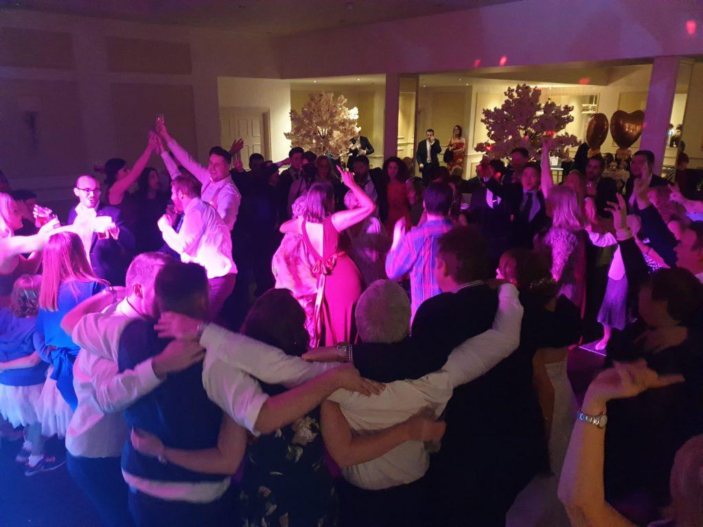 wedding dj blackpool