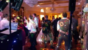 wedding dj bartle hall preston