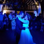 wedding dj samlesbury hall