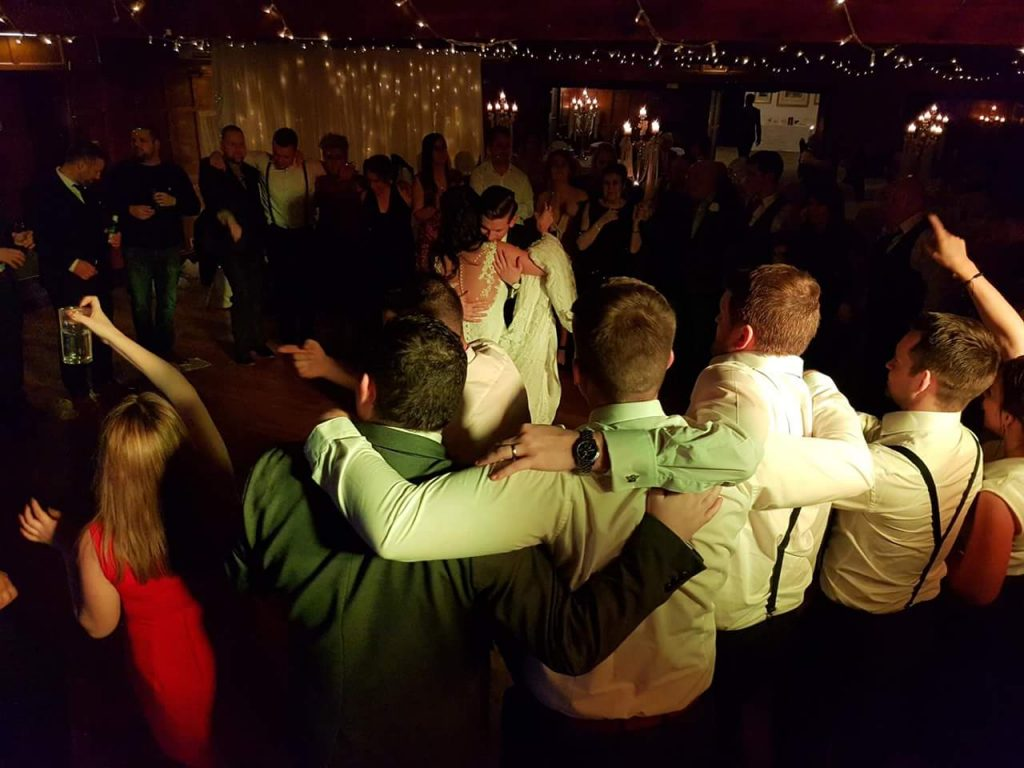 last drop village bolton wedding dj