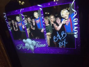 selfie mirror hire north west