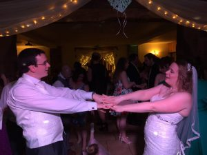 wedding dj beeston manor