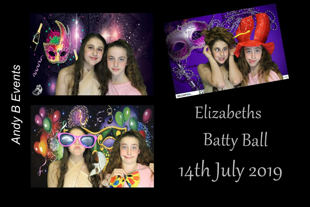 photo booth hire bat mitzvah