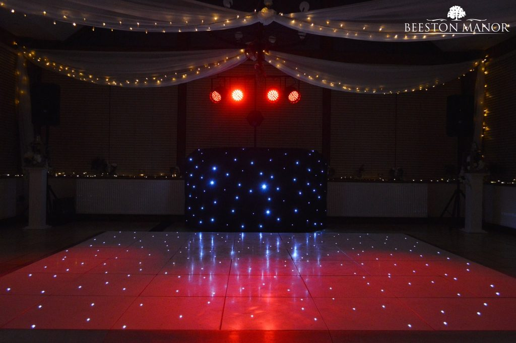 beeston manor wedding DJ