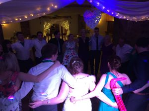 preston wedding djs