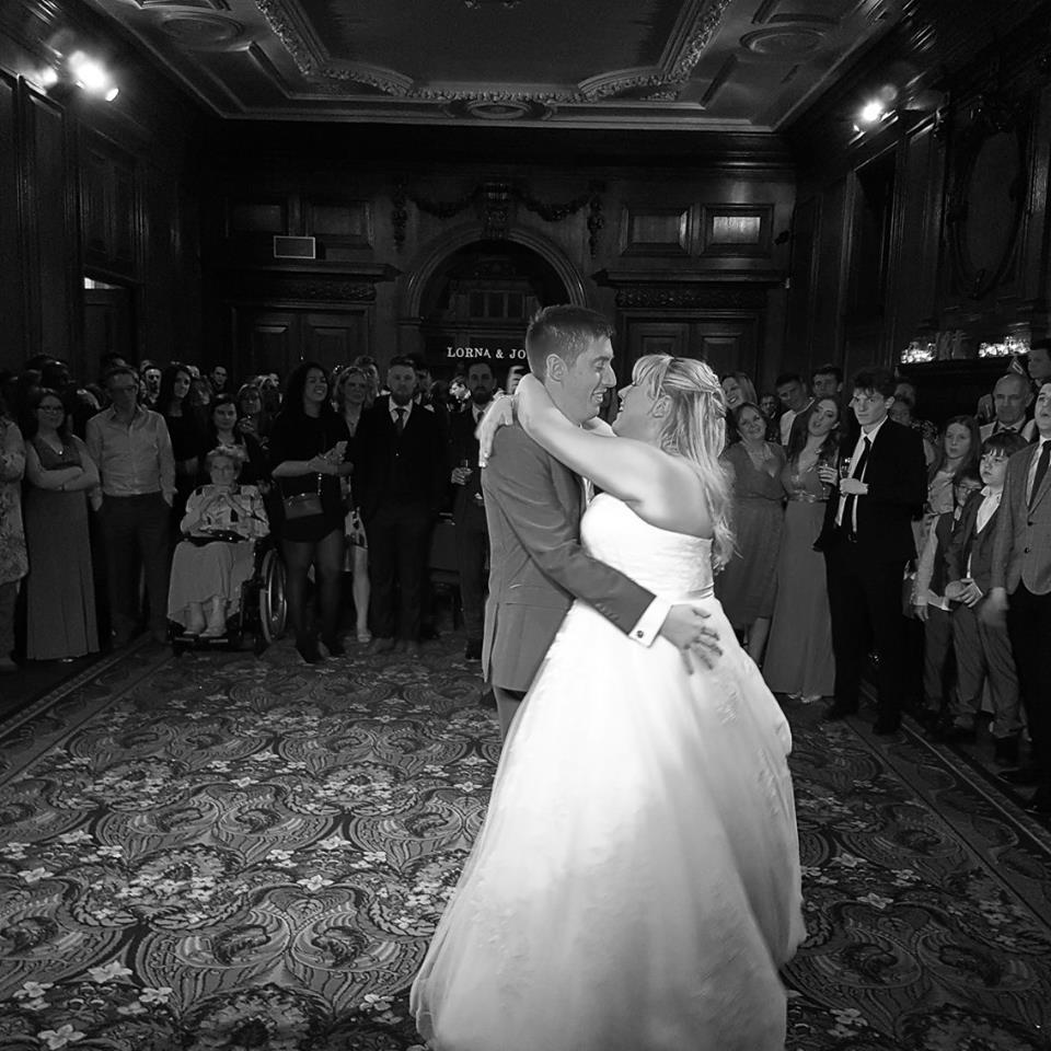 croxteth hall wedding dj