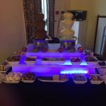 chocolate fountain hire preston