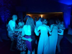garstang wedding dj