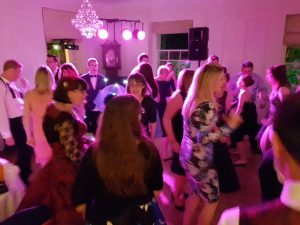 wedding dj ridgmont house