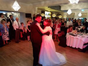 ridgmont house wedding dj