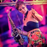 saxophonist hire north west