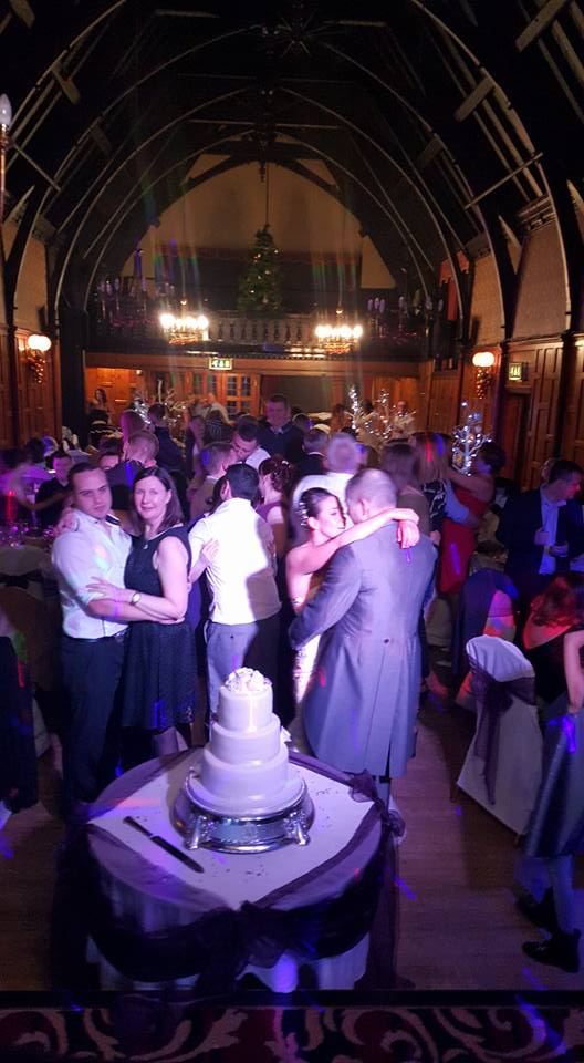 wedding dj worsley court house