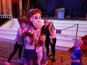children's entertainer blackpool