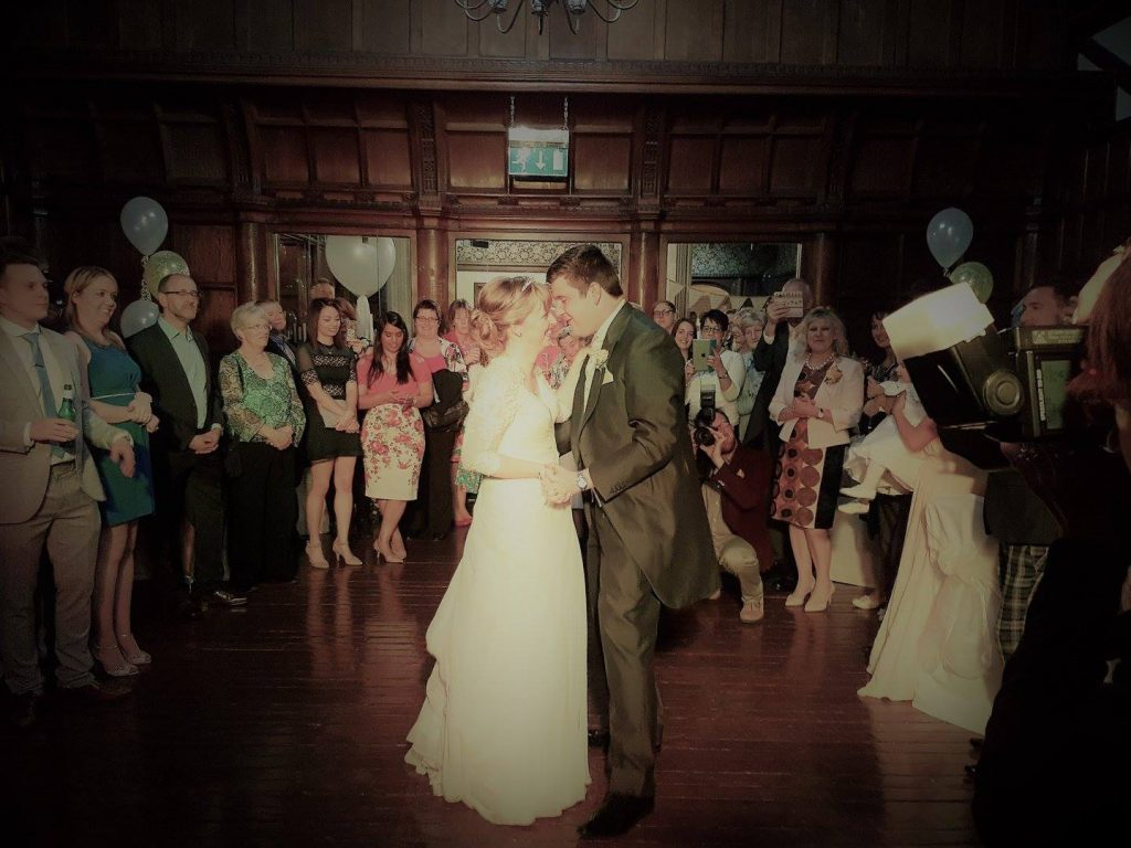 whalley abbey wedding dj