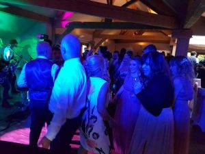 white hart wedding dj