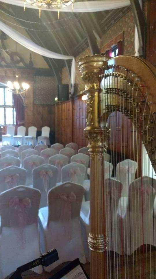 harpist worsley