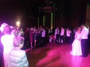 wedding dj manchester town hall