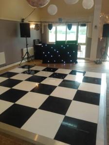 dance floor hire ormskirk