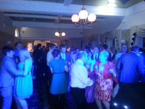 wedding discos bartle hall