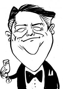 caricaturist northwest