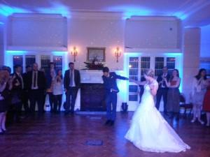 wedding dj croxteth hall