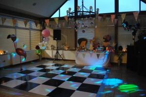 dance floor hire lancashire