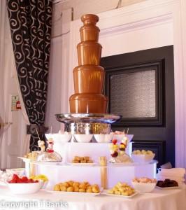 chocolate fountain hire lancashire