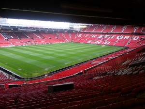 events old trafford