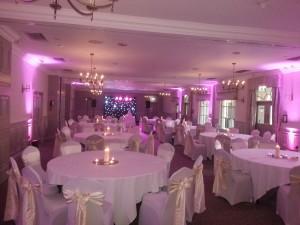 wedding dj mottram hall