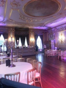 wedding dj knowsley hall