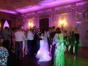wedding disco knowsley hall