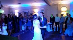 woodhall wedding dj