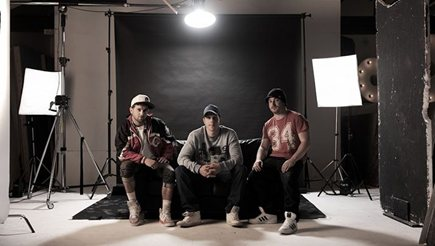 Bloxed-Beats beat box trio