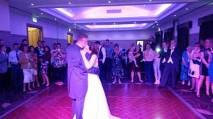 wedding dj low wood bay