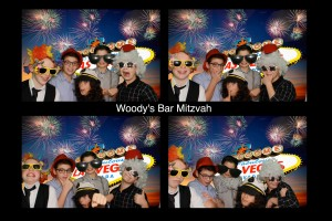 photo booth hire bar mitzvah