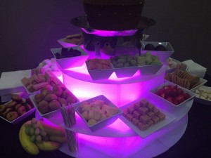 chocolate fountain for hire ellesmere port 2