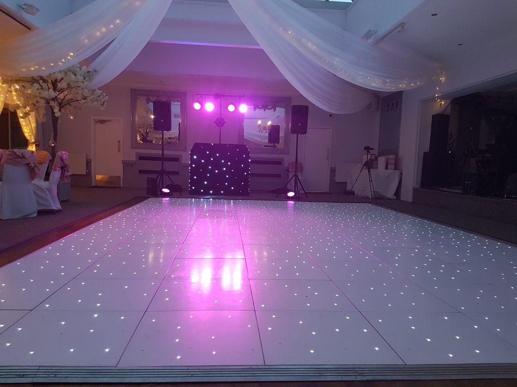 wedding dj stirk house
